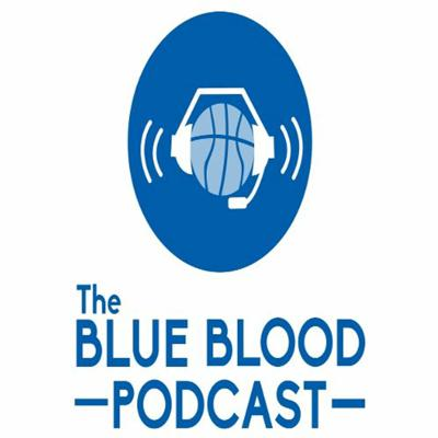 Cover art for The Blue Blood Podcast: Basketball is Here!