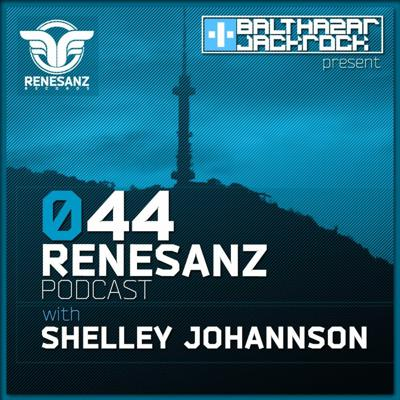 Cover art for Renesanz Podcast 044 with Shelley Johannson