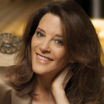Cover art for Marianne Williamson: Love, Fear and Miracles