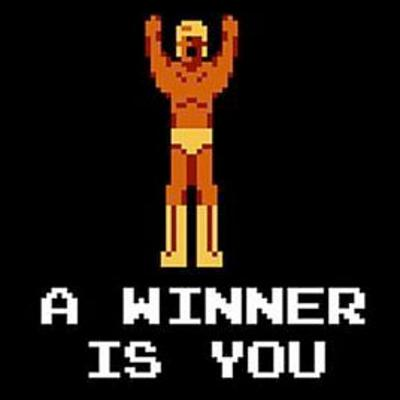 Cover art for CLASSIC Podcast: A Winner Is You 'Best Bits'