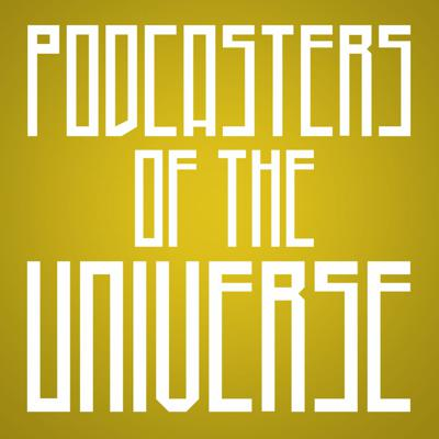 Cover art for Podcasters Of The Universe - Episode 12: Teenage Mutant Ninja Podcast