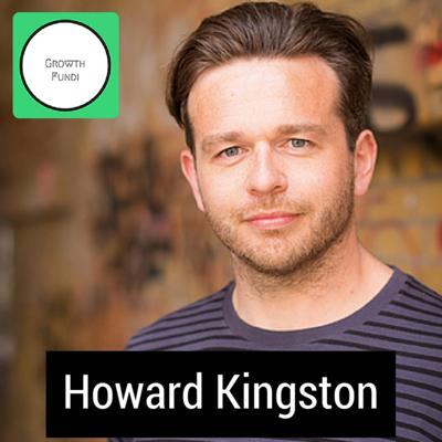 Cover art for EP 10 Changing Mobile Advertising & the 4 Pots of Viral Growth (Howard Kingston, Adludio)