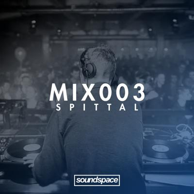 Cover art for MIX003 - Spittal