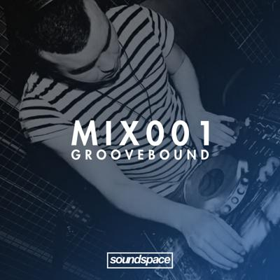 Cover art for MIX001 - Groovebound
