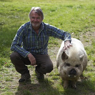 Cover art for Sam Neill of Two Paddocks at IPNC