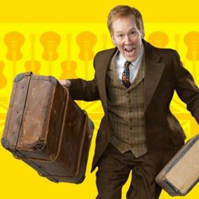 Cover art for Review: One Man Two Guvnors @southcoastrep