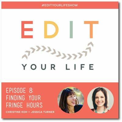 Cover art for Episode 8: Finding Your Fringe Hours