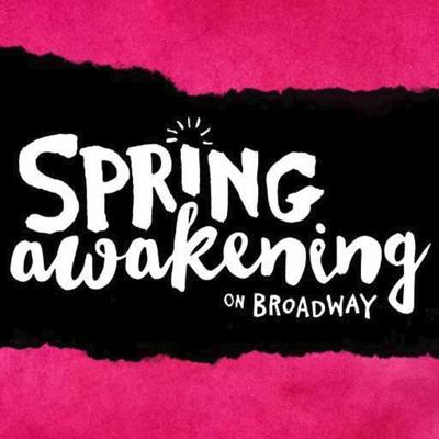 Cover art for Podcast Review of Spring Awakening @SpringBway