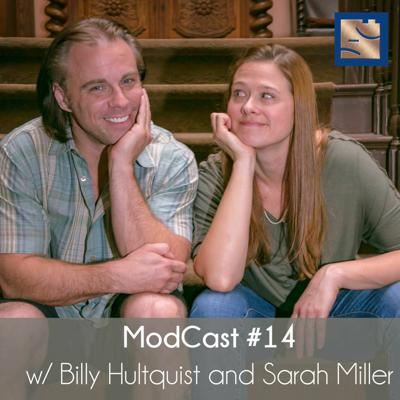 Cover art for ModCast 14