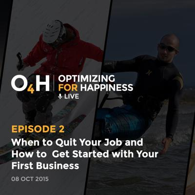 Optimizing For Happiness