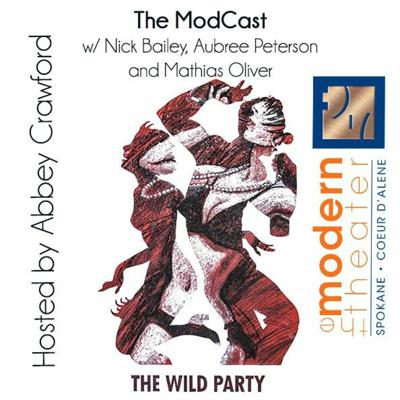 Cover art for ModCast 16 - The Wild Party