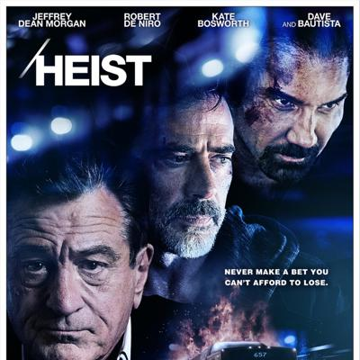 Cover art for Heist (w/ Charles Haines)