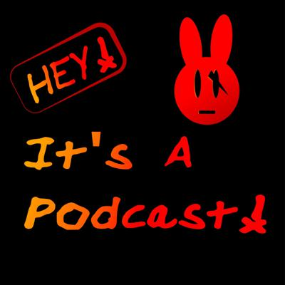 Cover art for Burning Benjamin - Hey! It's A Podcast! Live