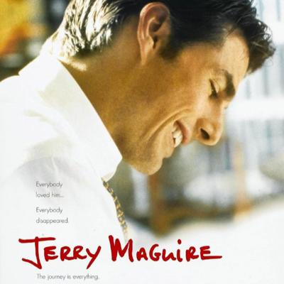 Cover art for Episode 38 - Jerry Maguire