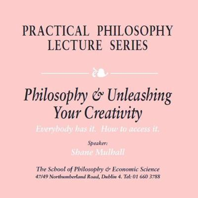 Cover art for Philosophy & Unleashing Your Creativity