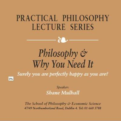 Cover art for Philosophy & Why You Need It