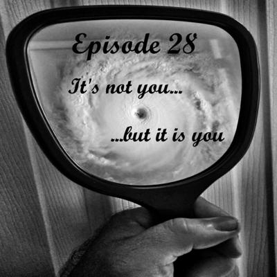 Cover art for Episode 28 - It's Not You, But It Is You