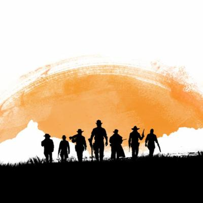 Cover art for Red Dead Redemption 2!
