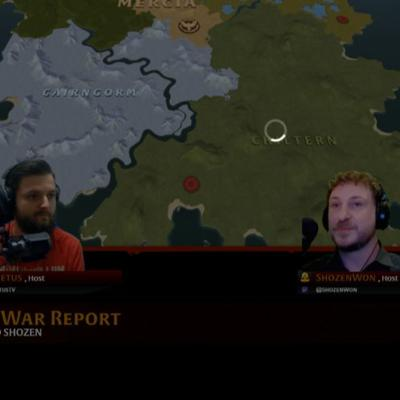 Cover art for Albion War Report E04: Set your Flags on Fire.