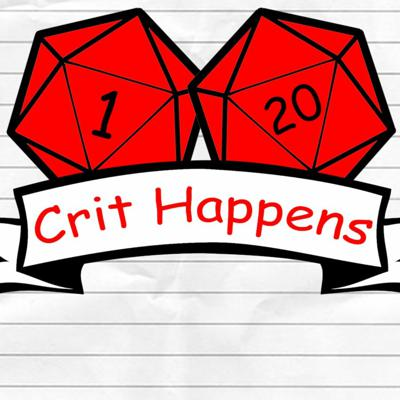 Cover art for Crit Happens: Ep 3 - Off to the Races