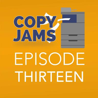 Cover art for Copy Jams EP . 13 - Oh This is Easy! |Teacher Professional Development | www.open-academy.org