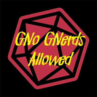 Cover art for Gno Gnerds Allowed Presents: The Missing Gnomes (Pilot ep)