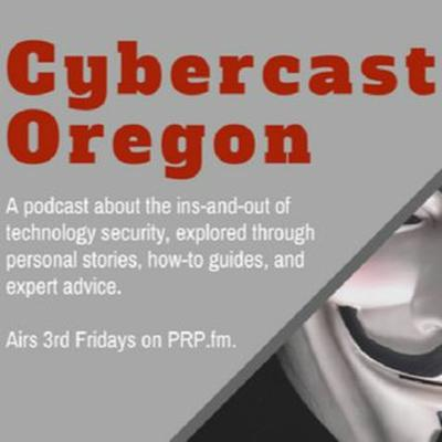 Cover art for Cybercast Oregon 03: Online Reputation