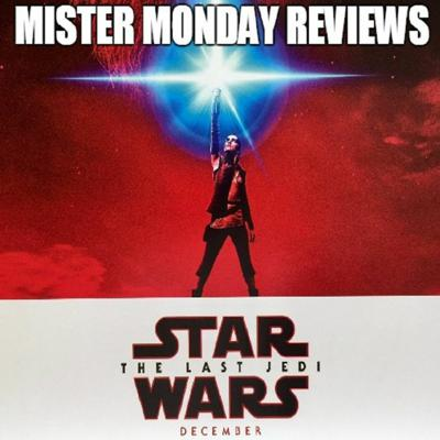 Cover art for Last Jedi Review