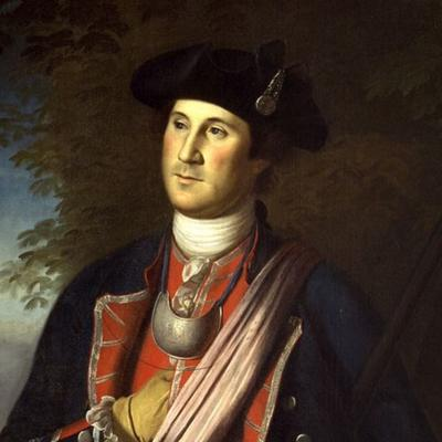 Cover art for George Washington Part 1: Journey Over the Mountains