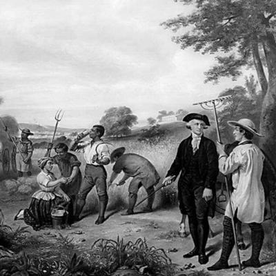 Cover art for George Washington Part 2: Bountiful Providence