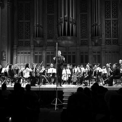 Cover art for Group of 27 Orchestra live at Little Trinity