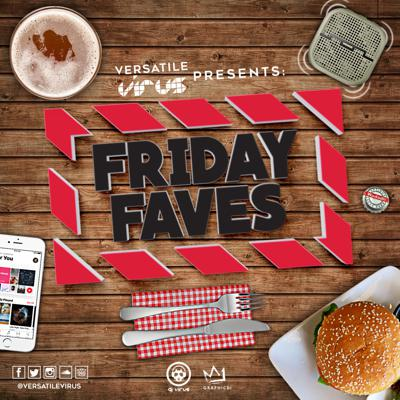 Cover art for FRIDAY FAVES PODCAST JANUARY 27TH
