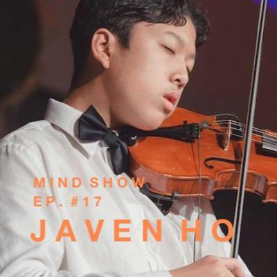 Cover art for Nelson Dellis' MIND SHOW - Javen Ho // Mental Abacus