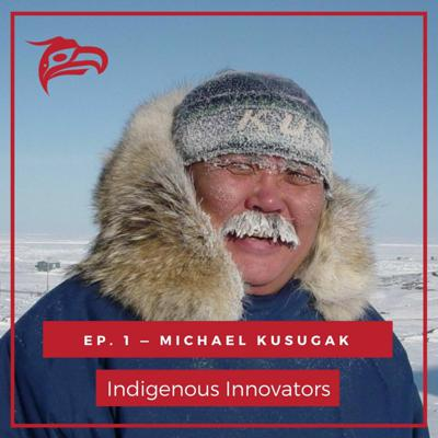 Cover art for Michael Kusugak on Bringing Inuit Stories To The World