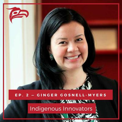 Cover art for Ginger Gosnell-Myers on Igniting Change From Within