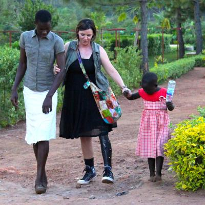 Cover art for A Car Crash Almost Destroyed Brenda's Life, These Ugandan Children Taught Her to Forgive