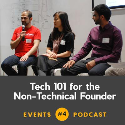 Cover art for #4 Tech 101 for the Non-Technical Founder