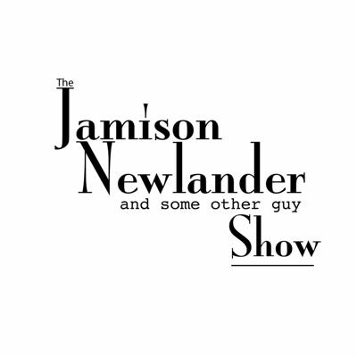 Cover art for The Jamison Newlander And Some Other Guy Show -Five