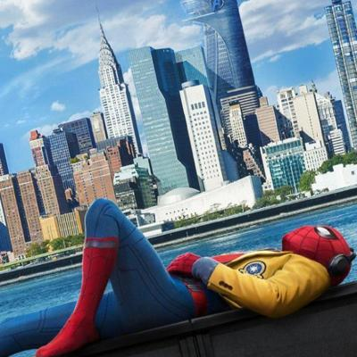 Cover art for Episode 06- Spiderman homecoming & Melodrama