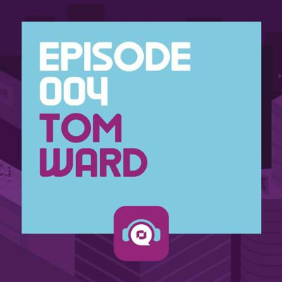 Cover art for ShareWorthy Ep 4: Tom Ward on AI, Fake News and The Future of Influencer Marketing