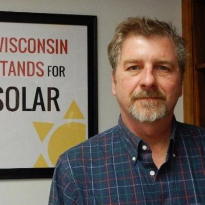 Cover art for Michael Vickerman, Program And Policy Director At RENEW Wisconsin - Interview