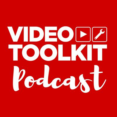 Cover art for Video Toolkit Podcast Episode 2 - Confidence With Dawn Gregory