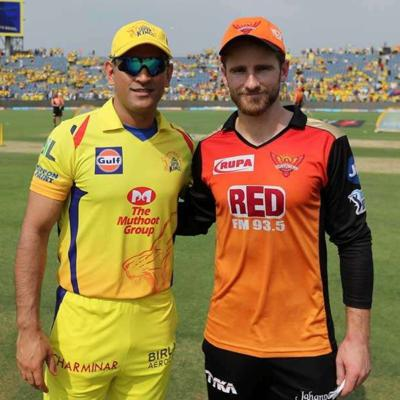 Cover art for Episode 71 - SRH v CSK Qualifier 1 Preview and Prediction