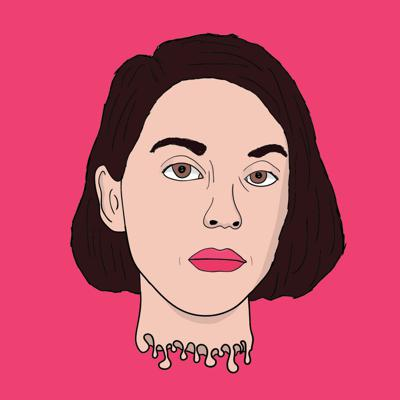 Cover art for St Vincent