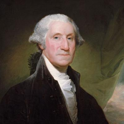 Cover art for George Washington Part 5: The Unanimous Choice