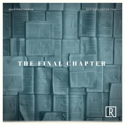 Cover art for 07.22.18 The Final Chapter