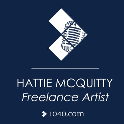 Cover art for 1040.com Podcast Season 2 Ep. 2: Life as a Freelance Artist—Guest Hattie McQuitty