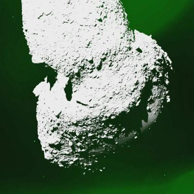Cover art for Asteroid
