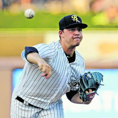 Cover art for Episode 19: RailRiders starting pitcher Mike King