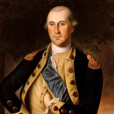 Cover art for George Washington Part 3: A Weak General